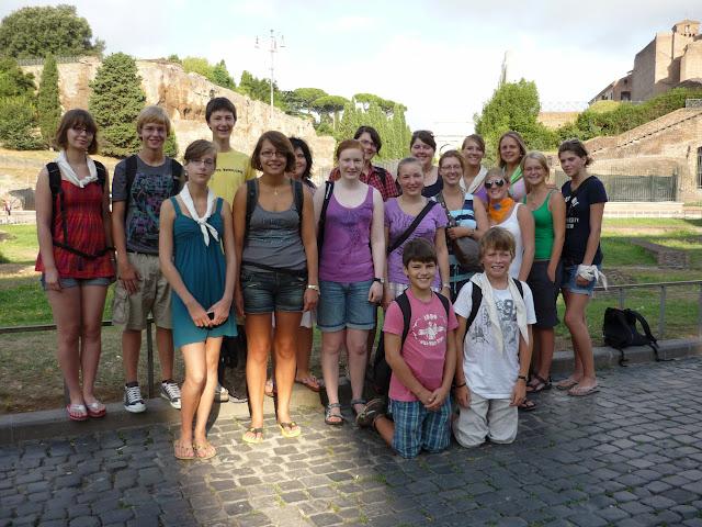 Minis in Rom 2010 - P1010975.JPG