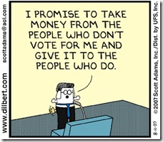 Vote for Dogbert