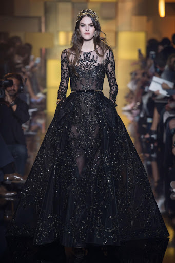 ELLIE SAAB SPRING SUMMER 16, PARIS FASHION WEEK LIVE