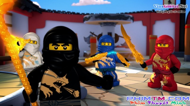 Xem Phim Ninja Dũng Cảm Phần 6 - Lego Ninjago: Masters Of Spinjitzu Season 6 - phimtm.com - Ảnh 1