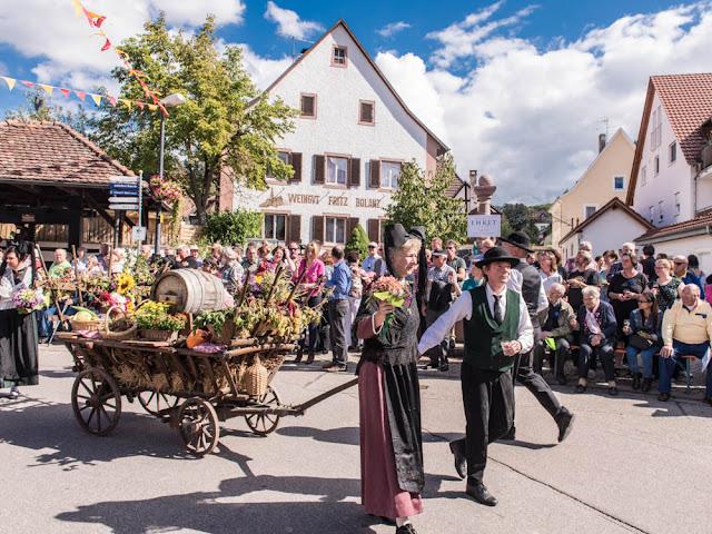 Winzerfestumzug Auggen