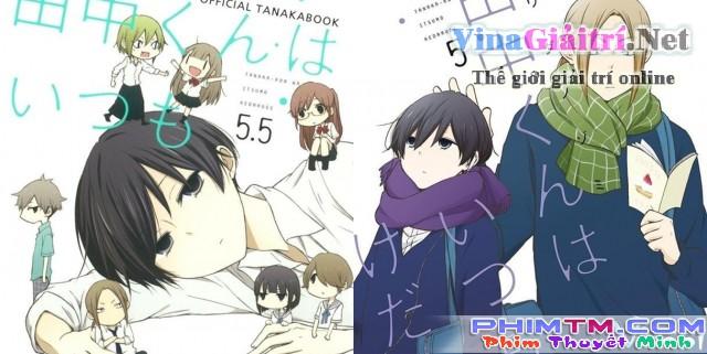 Xem Phim Tanaka-kun Wa Itsumo Kedaruge - Tanaka-kun Is Always Listless - phimtm.com - Ảnh 1