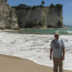 Hahei Beach - Trail zur Cathedral Cove