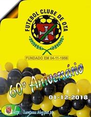 60.º Aniv. FCO - 01.11.16