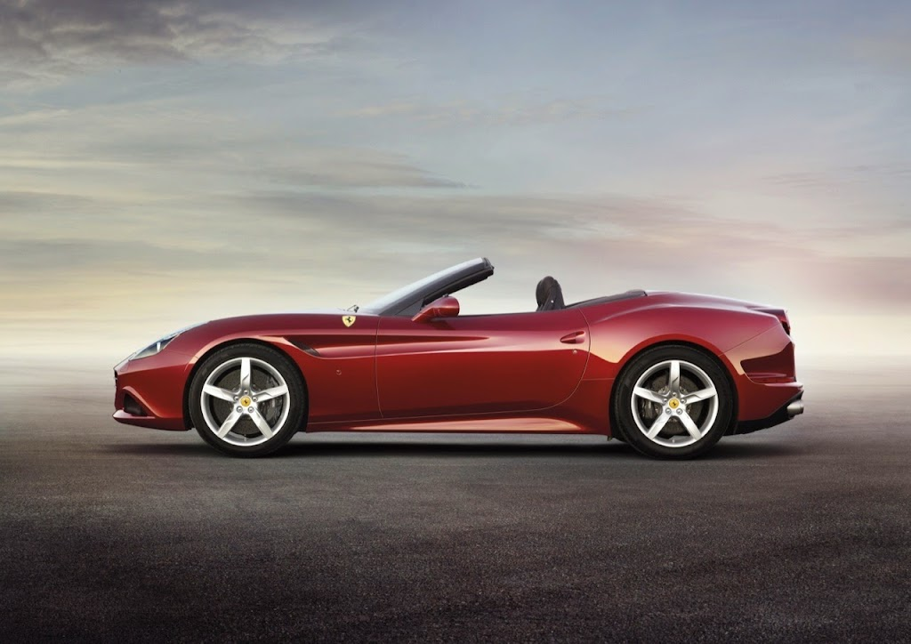 Ferrari California T Turbo 5
