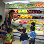 Field Trip to Fruit Market (Playgroup) 23.08.2016
