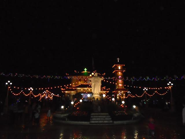 Giáo xứ Quảng Thuận mừng lễ Chúa Giáng Sinh