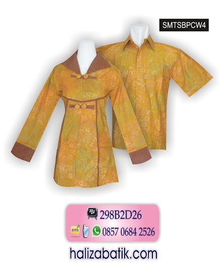 grosir batik pekalongan, Batik Busana Muslim, Sarimbit Batik, Baju Batik Modern