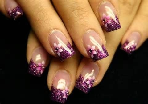Shellac Nail Designs French Tip Hireability