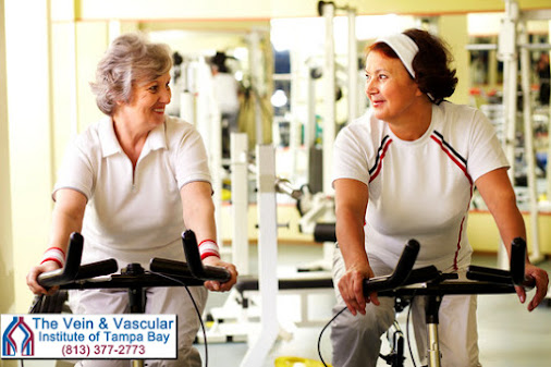 As we age, we are more prone to developing vascular diseases such as venous insufficiency and peripheral...