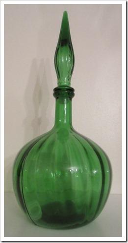 60s 70s genie bottle