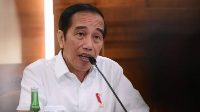 Rapat di Istana, Jokowi Kembali Singgung Anggaran Kesehatan yang Tak Kunjung Cair
