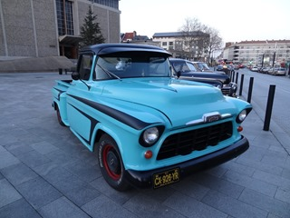 2016.03.25-001 Chevrolet pick-up