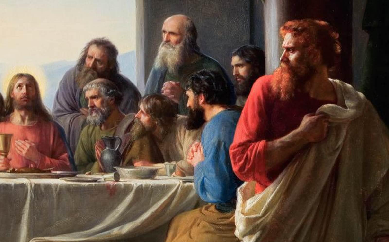 Trời đã tối (07.4.2020 – Thứ Ba Tuần Thánh)