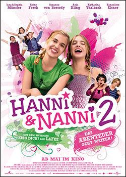 Hanni e Nanni 2 Dublado