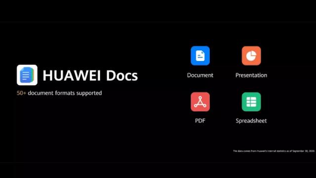 aplikasi pengolah dokumen huawei