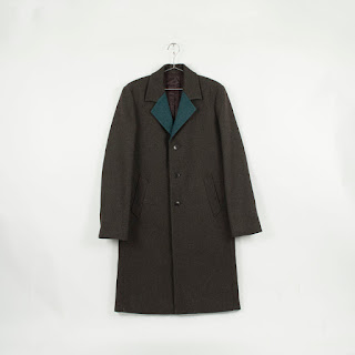 Agnes B. Brown Coat Brest