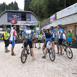 Latemarumrundung Südtiroler Sporthilfe 25.07.15