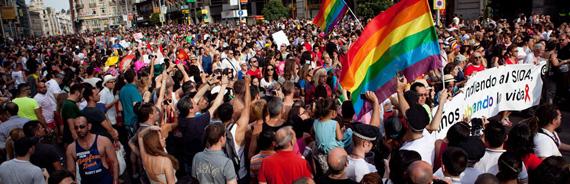 Comienza la Semana del Orgullo LGTB 2012