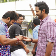 Erra Bus Movie Working Stills