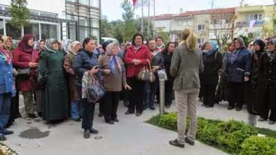 Gölmarmaralı Kadınlar Manisa'yı Gezdi
