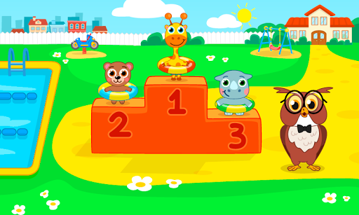 Kindergarten : animals  screenshots 6