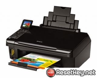 Resetting Epson SX405 printer Waste Ink Pads Counter