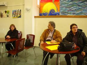 Photo: The Greek teachers