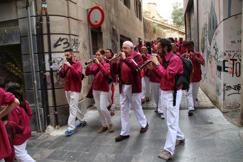 Actuació 20è Aniversari Castellers de Lleida Paeria 11-04-15 - IMG_8802.jpg