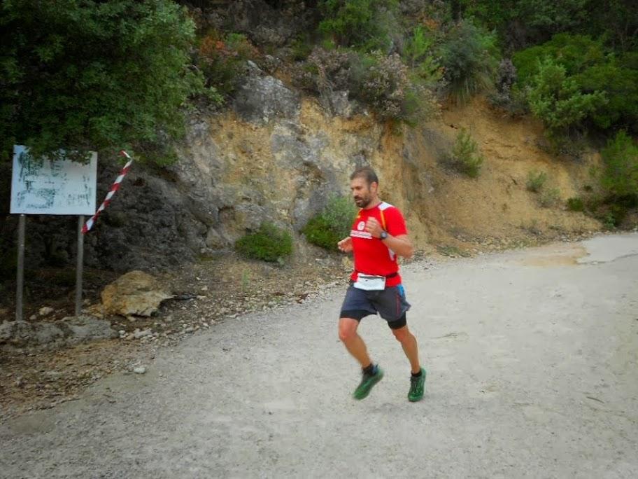 CSR Trail en Castell d'Alaró