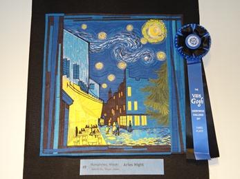 2018.09.30-048 exposition patchwork Van Gogh 3ème place