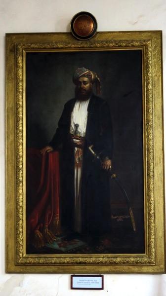 Sultan Narghash bib Said