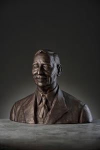 Sir Ernest Oppenheimer Portrait 2
