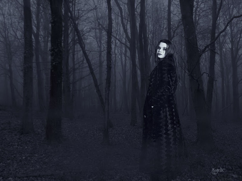 In The Forest Of Sadness, Gothic Girls