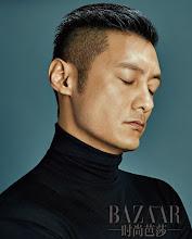 Shawn Yue / Yu Wen Le China Actor