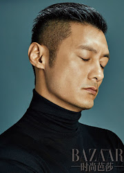 Shawn Yue / Yu Wenle China Actor