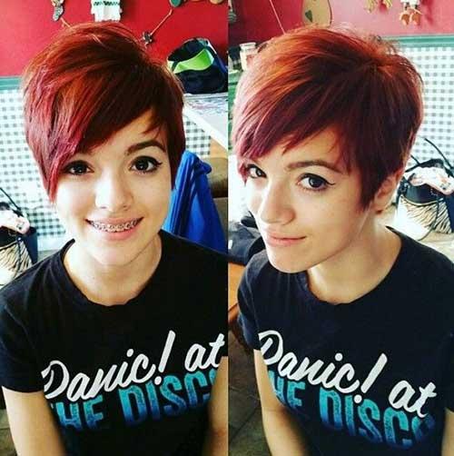 simple pixie hairstyles 2016 – 2017