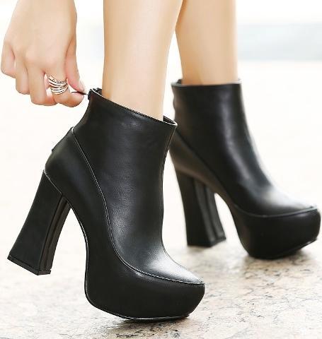 靴のスタイル(女性)
