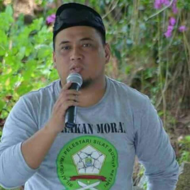 Rahmat Malik pemerhati budaya Bekasi komentari pilkada kota bekasi