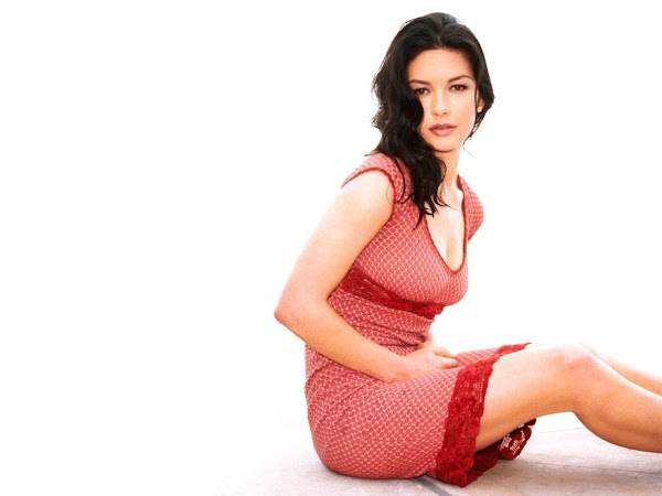 Catherine Zeta Jones(2photos):wallpaper