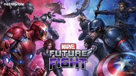 Marvel Future Fight - Oitava Capa