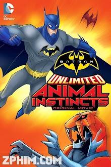 Người Dơi: Bản Năng Thú Tính - Batman Unlimited: Animal Instincts (2015) Poster