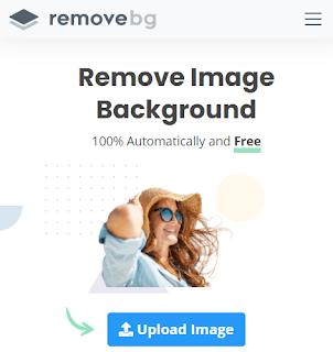 Cara Hapus Background Foto Online Termudah