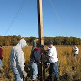 Guilford Salt Meadow Sanctuary Osprey Platform - sfs%252C10-25-09%2Bosprey%2Bplatform%2Binstall%252C024.JPG