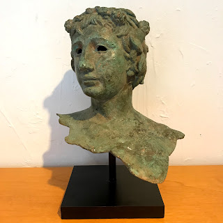 Greco-Roman Bust Sculpture