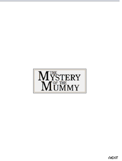 Sherlock Holmes : The Mystery Of The Mummy [By Extra Live] SLMM1