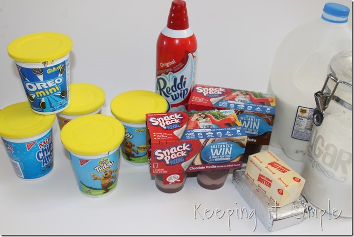 #ad school-themed-snack-ideas-striped-delight-cups #SnackandGo (4)