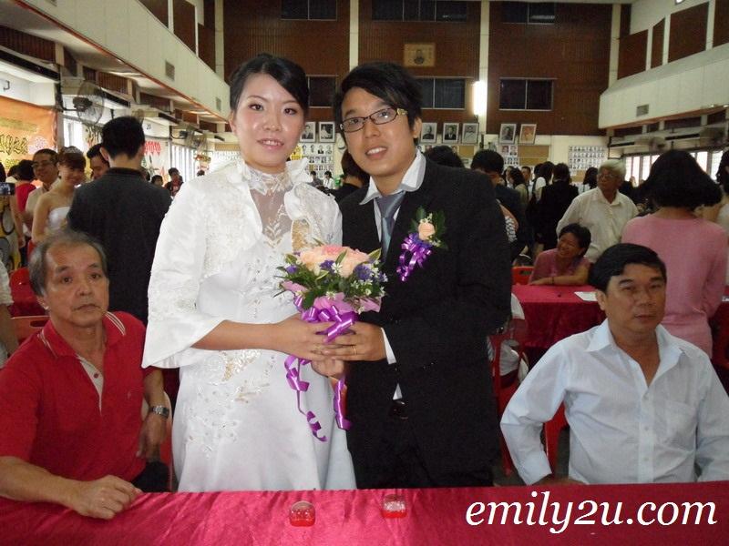 11.11.11 mass wedding Ipoh