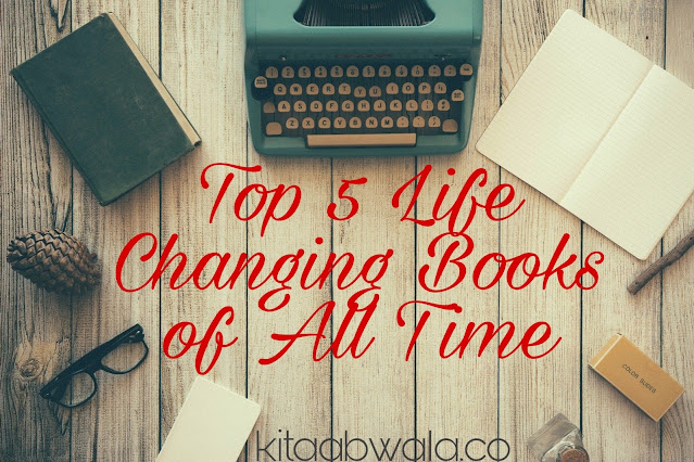 5 Life Changing Books You Must Read