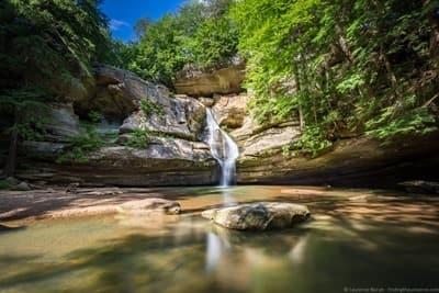 Cedar Falls, Hocking Hills